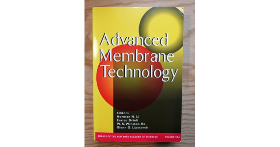 Advanced Membrane Technology and Applications   Norman N Li.jpg