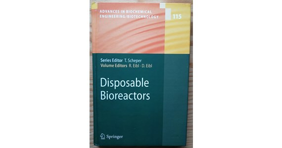 Disposable Bioreactors   T. Scheper, R. Eibl, D. Eibl.jpg