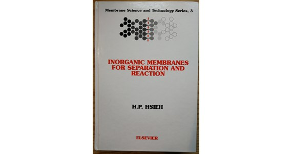 Inorganic Membranes for Separation and Reaction   H.P. Hsieh.jpg