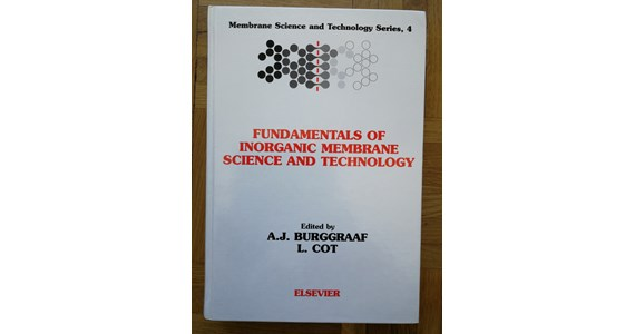 Fundamentals of Inorganic Membrane Science and Technology   A.J. Burggraaf, L. Cot.jpg