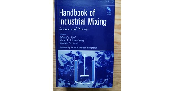 Handbook of Industrial Mixing Science and Practice   Edward L. Paul, Victor A. Atiemo Obeng, Suzanne M. Kresta.jpg